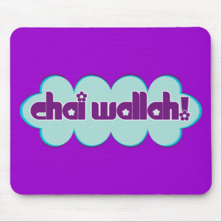 Chai Wallah Mouse Pad