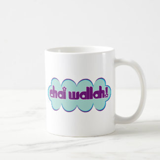 Chai Wallah Coffee Mugs