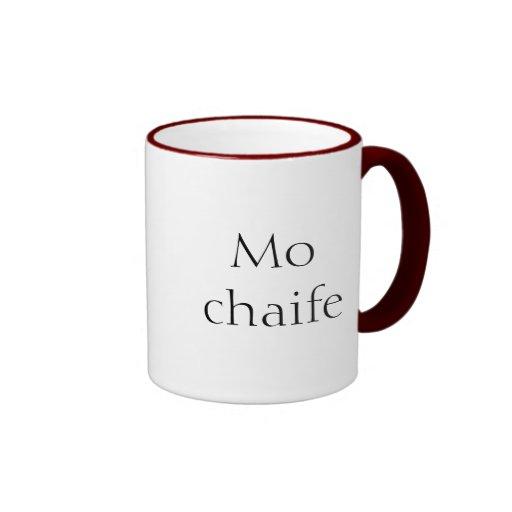 Chaife del MES - mi café Taza