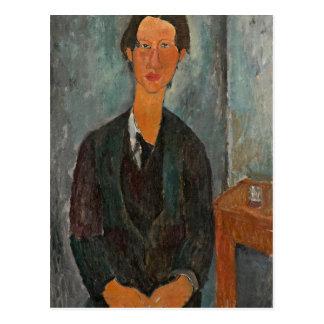 Chaim Soutine, 1917 (oil on canvas) Postcard