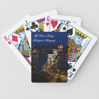 Chain Bridge Playing Cards