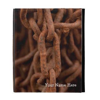Chain Chain Chain; Customizable iPad Folio Cases