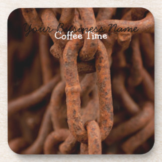 Chain Chain Chain; Promotional Drink Coaster