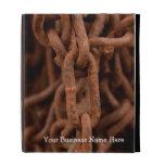 Chain Chain Chain; Promotional iPad Folio Case