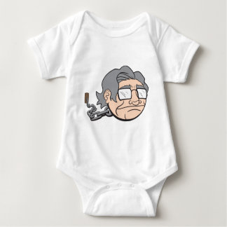 Chain Chompsky - Parody Baby Bodysuit