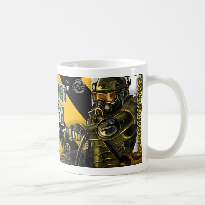 Chain Gunner Mug