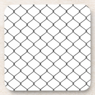 Chain Link Fence Coaster