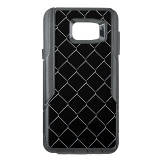 Chain Link Fence Pattern OtterBox Samsung Note 5 Case