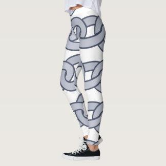 Chain Link Leggings