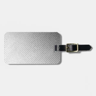 chain link luggage tag