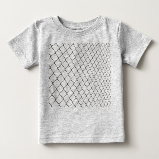 Chain Linked Fence Baby T-Shirt