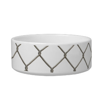 Chain Linked Fence Bowl