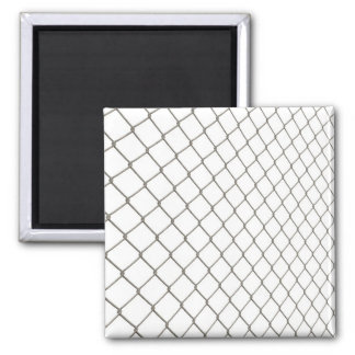 Chain Linked Fence Magnet