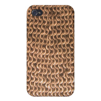 Chain Mail iPhone 4/4S Cases