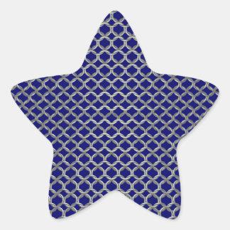 chain mail sticker