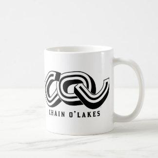 Chain O Lakes Coffee Mug