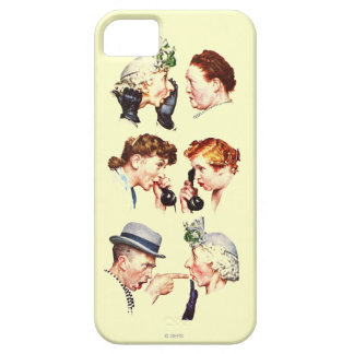 Chain of Gossip iPhone SE/5/5s Case