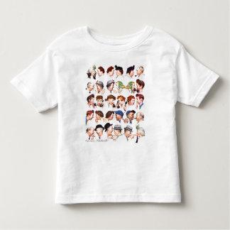 Chain of Gossip Toddler T-shirt