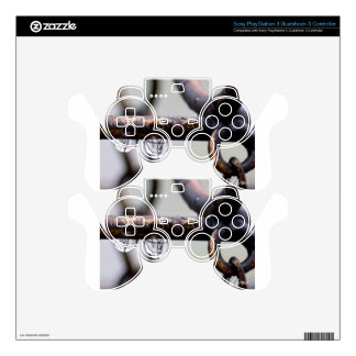 Chain Reaction PS3 Controller Decal