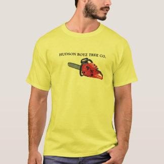 Chain-Saw, HUDSON BOYZ TREE CO. T-Shirt