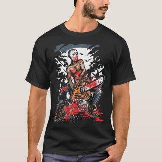 Chain Saw Killer T-Shirt