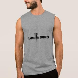 Chain Smoker Sleeveless Shirt