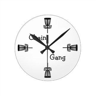 Chain Time Wallclock