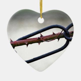 Chained-and-painfull1072 ENCADENA SÍMBOLO COLOR DE Adornos De Navidad