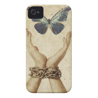 Chained Butterfly Case-Mate iPhone 4 Cases