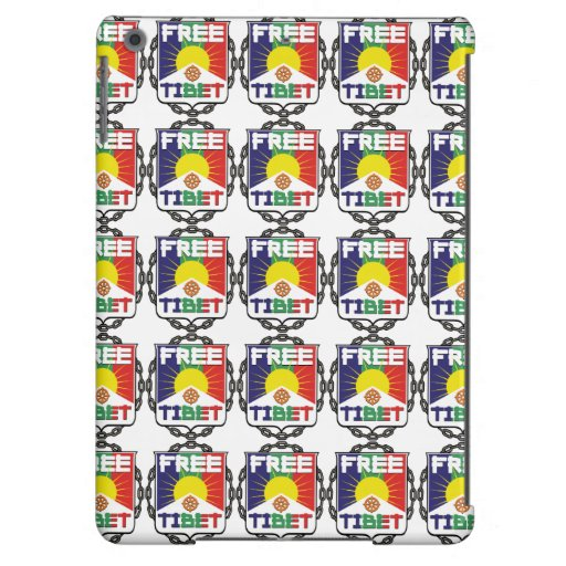 Chained Free Tibet iPad Air Cover