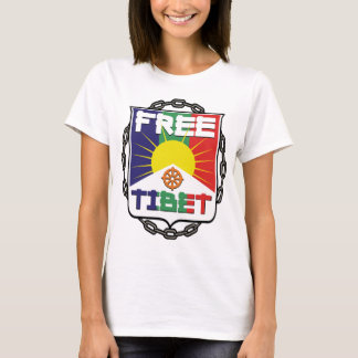 Chained Free Tibet T-Shirt