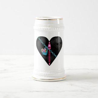 Chained Heart - Stein Beer Steins
