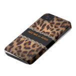 Chained leopard illusion iPhone 4 iPhone 4 Case-Mate Case