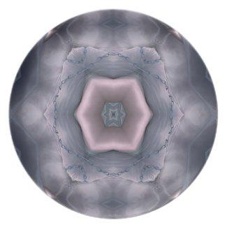 Chained Vortex Kaleidoscope Mandala fuji_plate