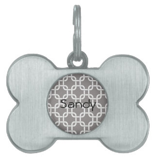 Chainlink Pet Tag