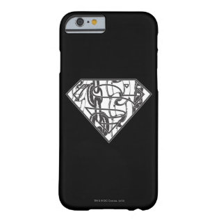 Chainlink Superman Logo Barely There iPhone 6 Case