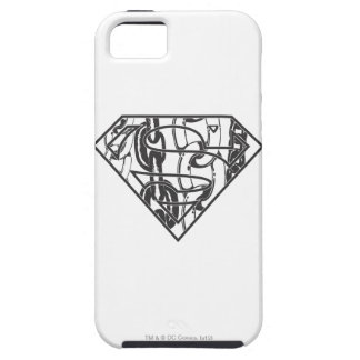 Chainlink Superman Logo iPhone 5 Cases