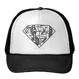 Chainlink Superman Logo Hat
