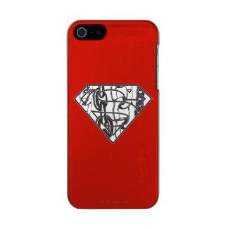 Chainlink Superman Logo Incipio Feather® Shine iPhone 5 Case