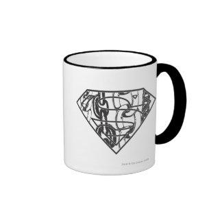 Chainlink Superman Logo Mug