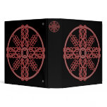 Chainmail Medallion 3 Ring Binder