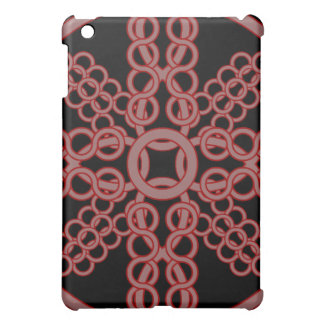 Chainmail Medallion iPad Mini Covers
