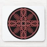 Chainmail Medallion Mouse Pad