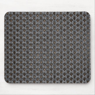 Chainmail Mouse Pad