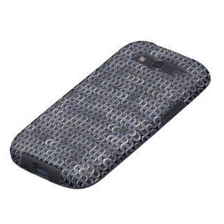 Chainmaille - Steel Galaxy SIII Case