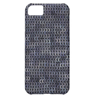 Chainmaille - Steel iPhone 5C Cover