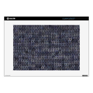 Chainmaille - Steel Decal For Laptop