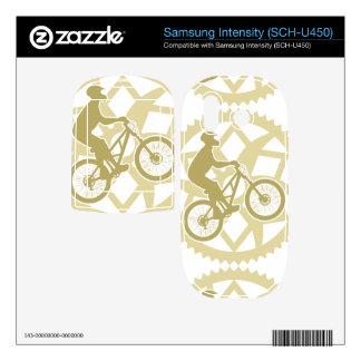Chainring biker samsung intensity II skin