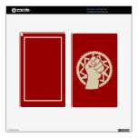 Chainring power revolution decals for kindle fire