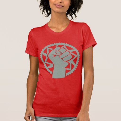 Chainring power revolution t shirt